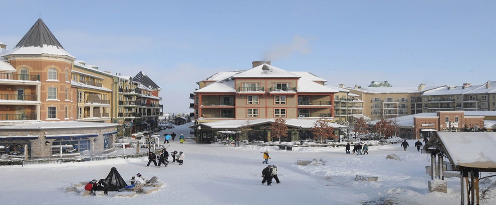 Blue Mountain Resort Hotel Booking