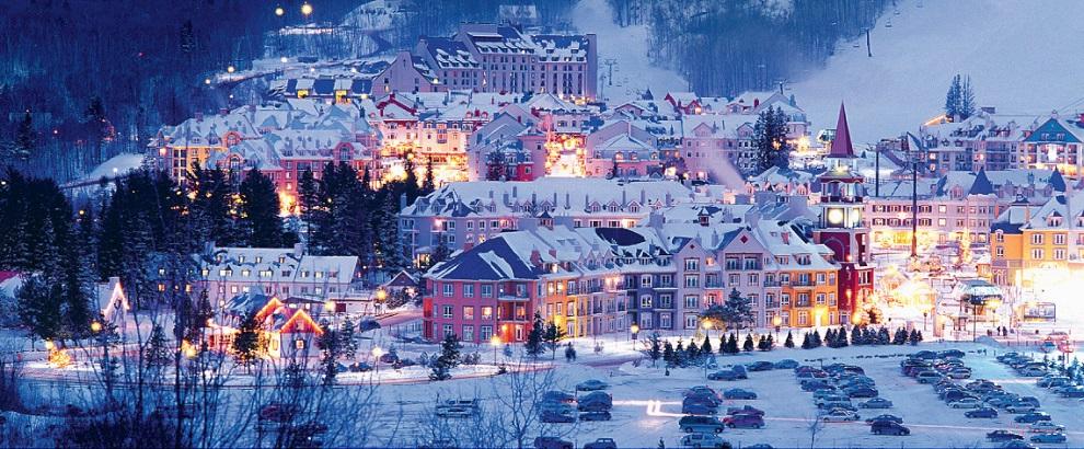 2014 Ottawa Winterlude, Mont Tremblant, Montreal 3-Day Tour