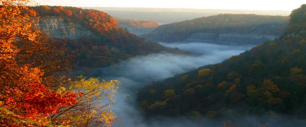 2018 Finger Lakes, Letchworth State Park, Cornell University 2 Days Tour