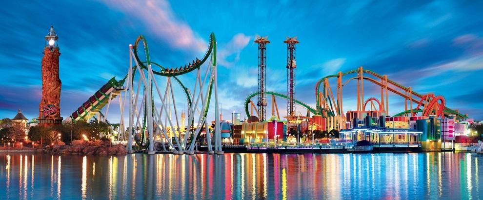 奥兰多,迪斯尼乐园,海洋世界等3~10日度假